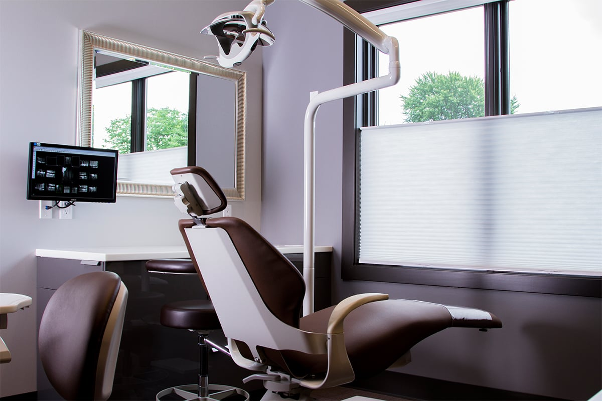 Smith Dental Team Exam Room